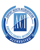 ACI Health Accredidation Seal