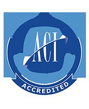 Sello de la Acreditación de Salud del ACI