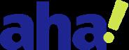 AHA! Logo