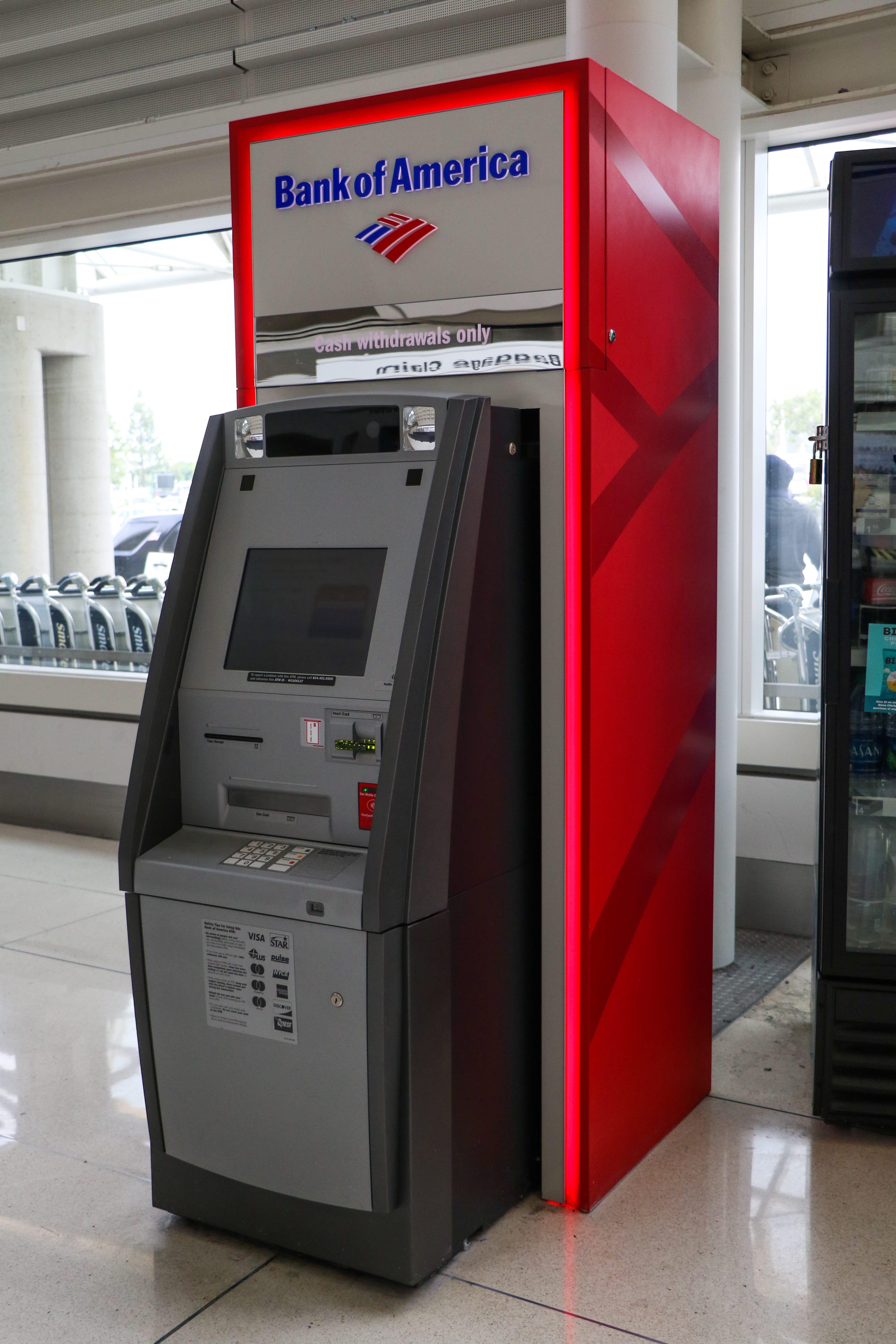 servicio al cliente de bank of america