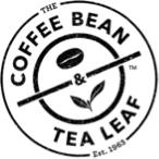 coffee bean tea leaf logo