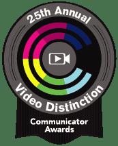 logotipo de communicator awards