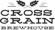 logotipo de cross grain brewhouse