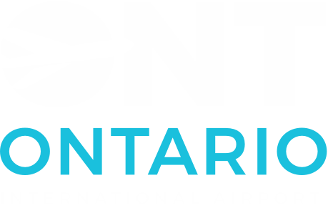 安大略国际机场徽标