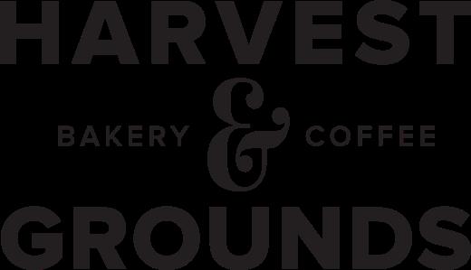 logotipo de harvest grounds
