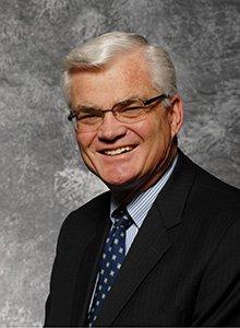 Headshot Ronald O. Loveridge Vice President The Ontario International Airport Authority