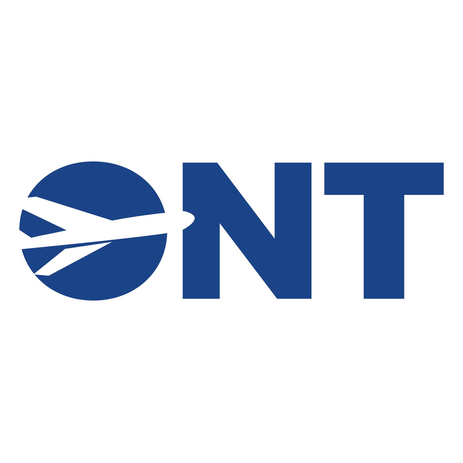 logotipo de fly ontario