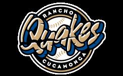 logotipo de rancho quakes