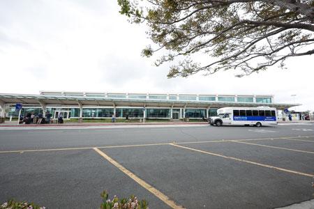 rental car center at ontario airport