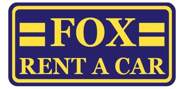 logotipo de fox car rental