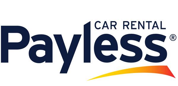 logotipo de payless car rental
