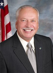Headshot Jim W. Bowman Secretary The Ontario International Airport Authority