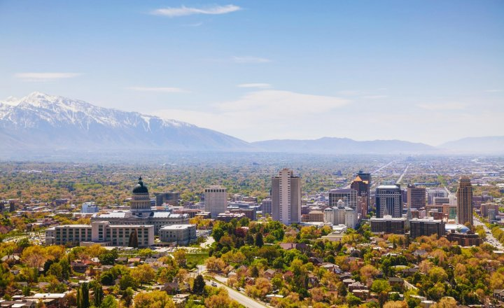 Salt lake City Utah destination