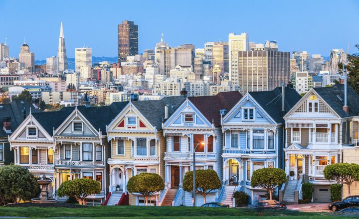 san francisco california destination