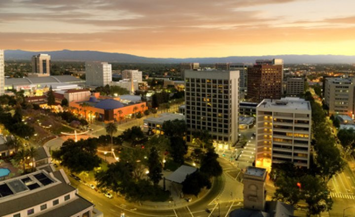San Jose California destination