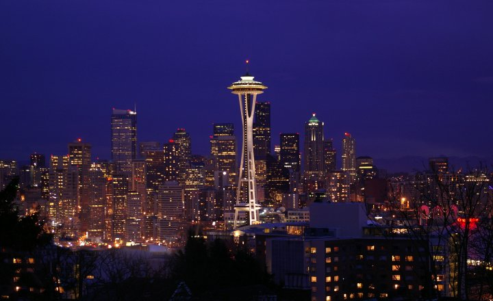 seattle WA destination