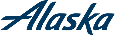 Alaska Airlines 徽标