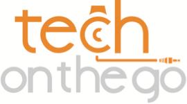 logotipo de tech on the go